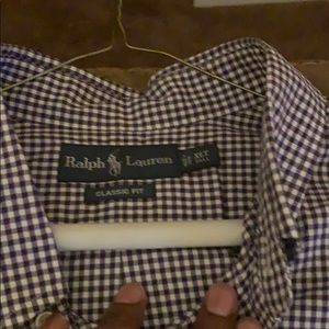 Men's Polo long sleeve shirt